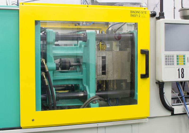 Amies Innovation Arburg Machine
