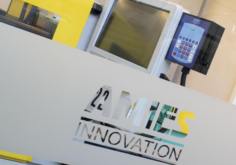 Amies Innovation Clean Room