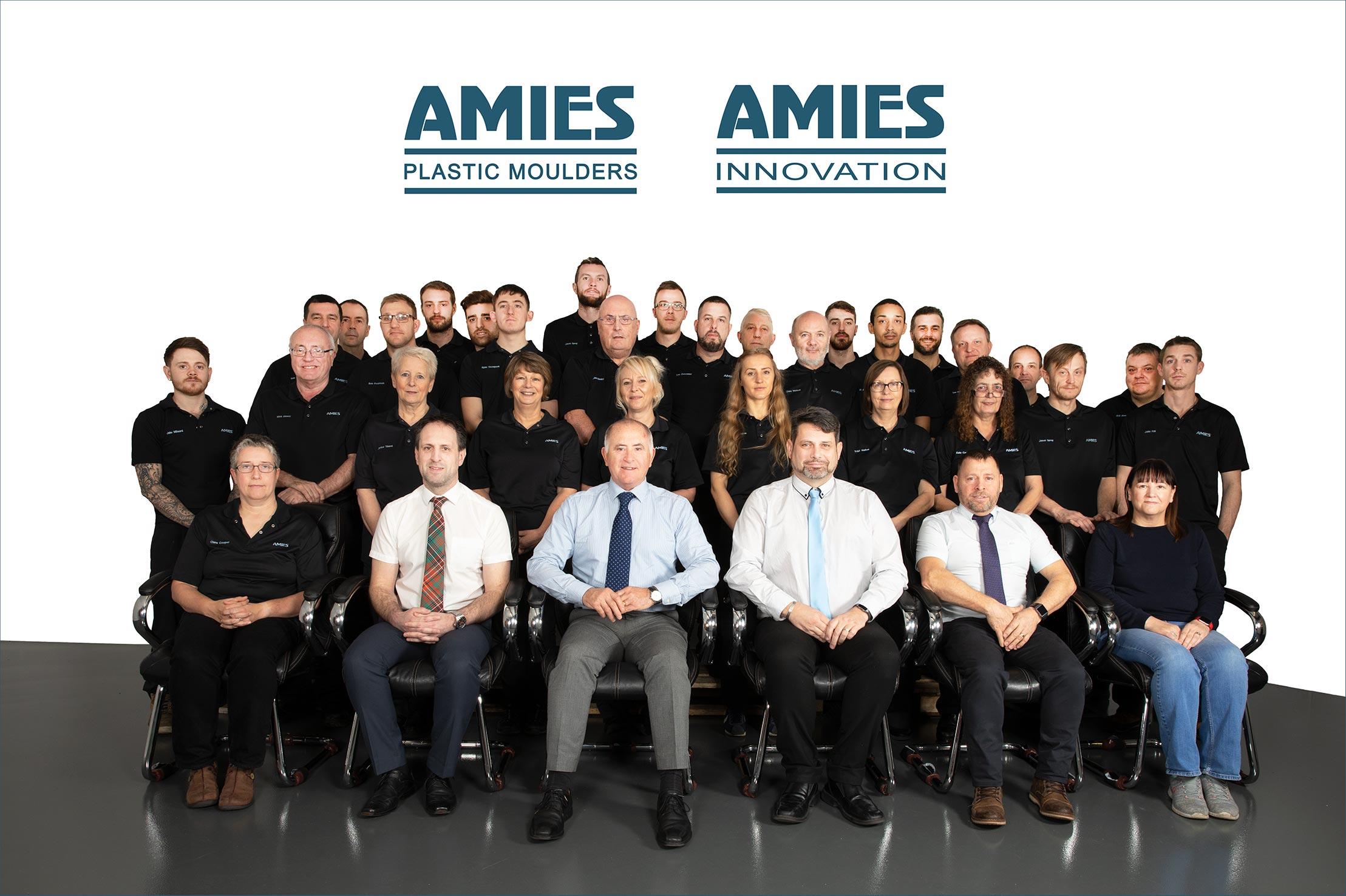Amies Innovation-Team Photo
