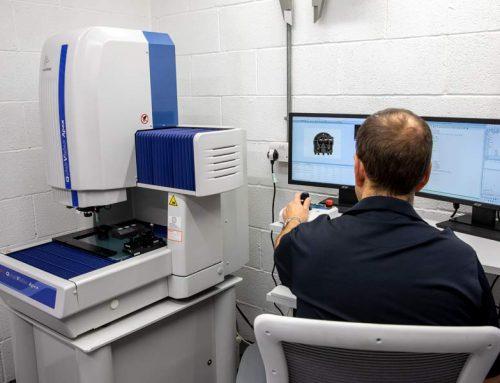 Mitutoyo Quick vision APEX 302 PRO TP visual measuring machine