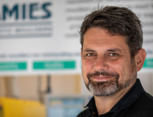 Simon Stewart-Smith becomes Technical Director