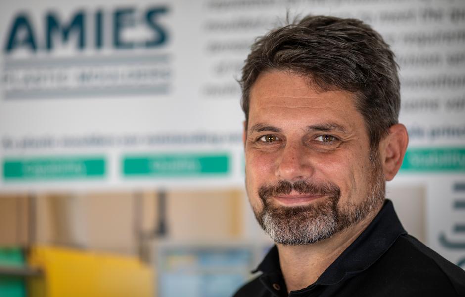 Simon Stewart Smith becomes Technical Director